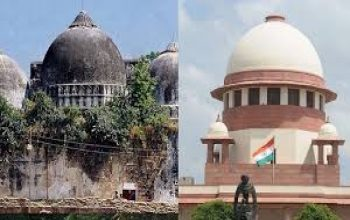 A Note on Ayodhya Verdict