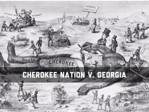 Cherokee Nation v. Georgia: law journal in India ,Best law journal in India